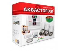 Система защиты от протечек воды Аквасторож Классика 1-25 Радио PRO ТН06