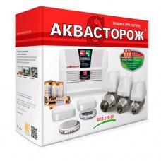 Система защиты от протечек воды Аквасторож 2-20 Классика Радио ТН05