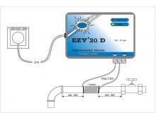 """EZV 15D прибор электромагнитной обработки воды, фильтр воды EZV 1/2""""(21) (kvs 0.3-1.0)"""