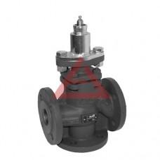 H7015X4-S2 седельный трехходовой фланцевый клапан DN15 PN25, kvs (м3/ч) =4.0, +200°С, Belimo