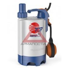 TOP 2-VORTEX (48TOPV12A1) Pedrollo насос дренажный для грязной воды