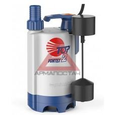 TOP 2-VORTEX/GM (48TOPV12A1SJR) Pedrollo насос дренажный для грязной воды