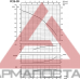 SAER FC 25-2B центробежный насос