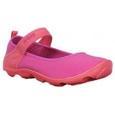 Crocs vibrant violet/coral