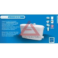 SFA Saniaccess Pump - Канализационная установка