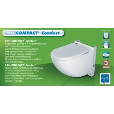 SFA Sanicompact Comfort - Унитаз с насосом-измельчителем